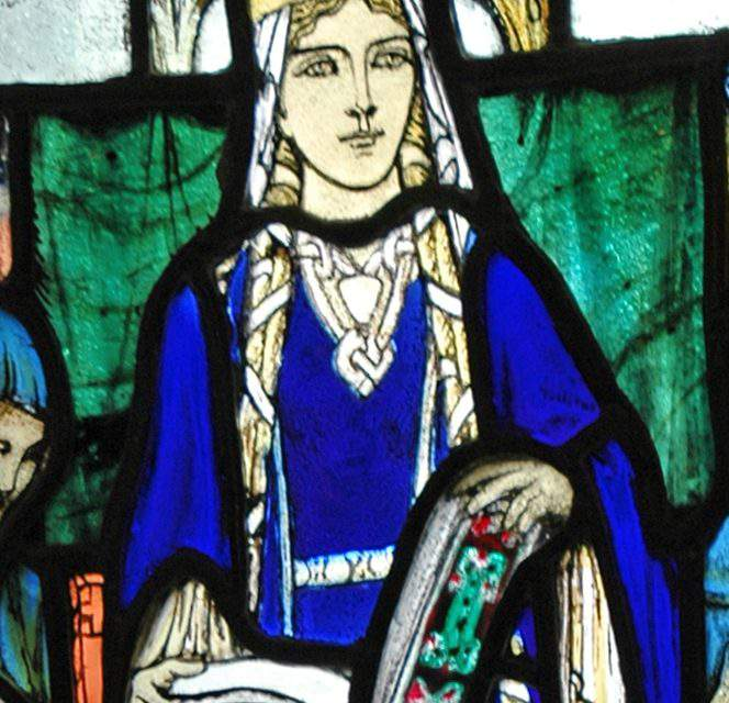 Queen of Hungarian origins reformed the history of Scotland