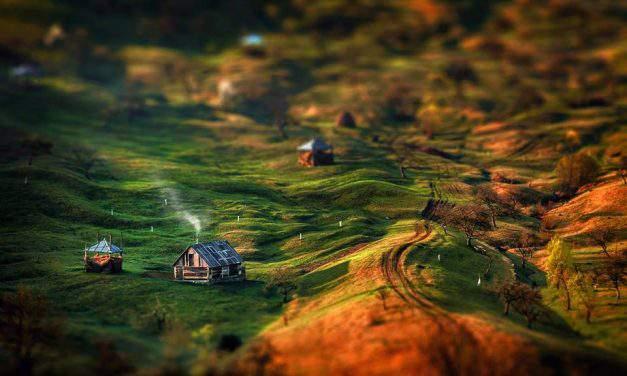 The beauty of Transylvania captured on magical photos