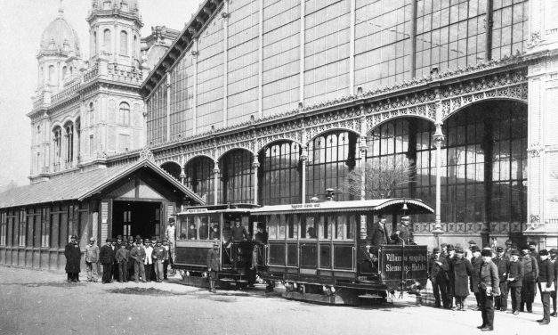 The 130 years of trams in Budapest