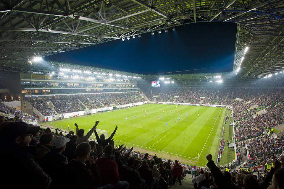 5 iconic sport venues in Budapest