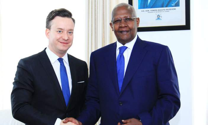 Hungarian embassy to open in Uganda
