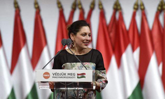 European Parliament appoints Lívia Járóka as an EP vice president