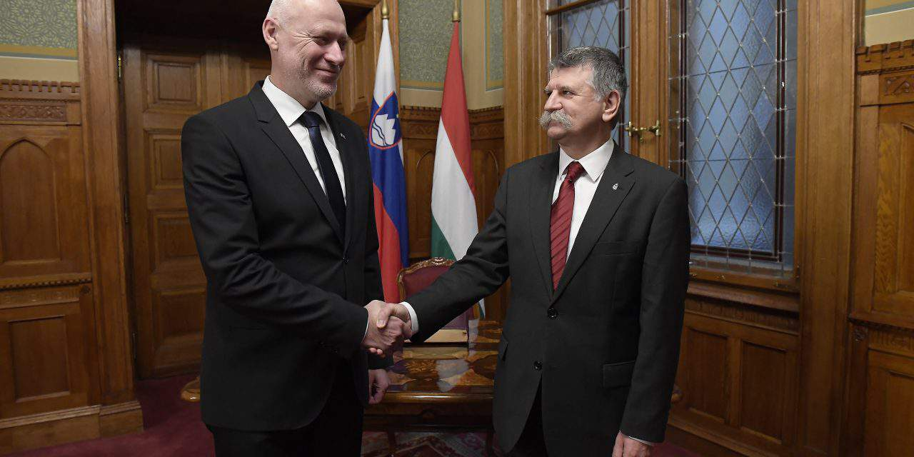 Hungarian – Slovenian political ties praised