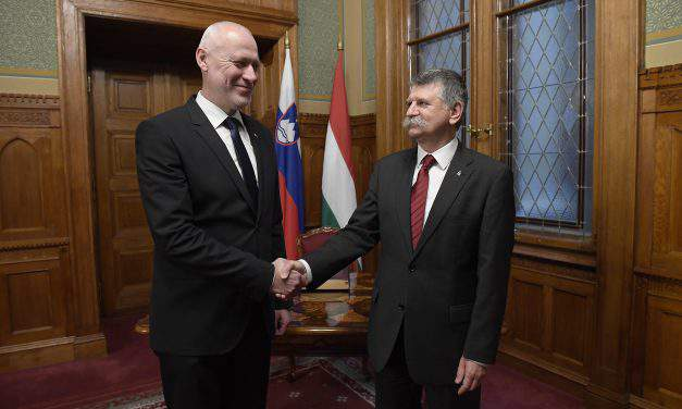 Hungarian – Slovenian political ties praised