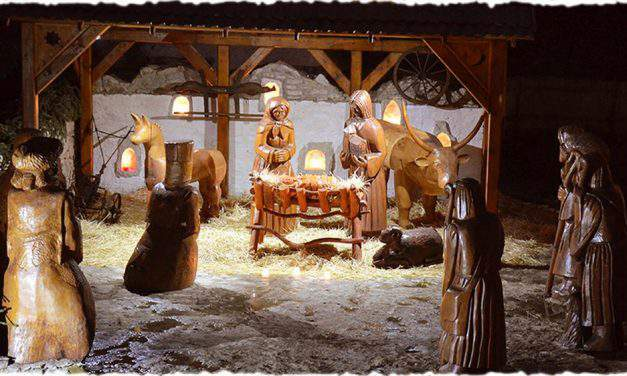 The biggest Christmas crib in Central Europe is in Hungary!