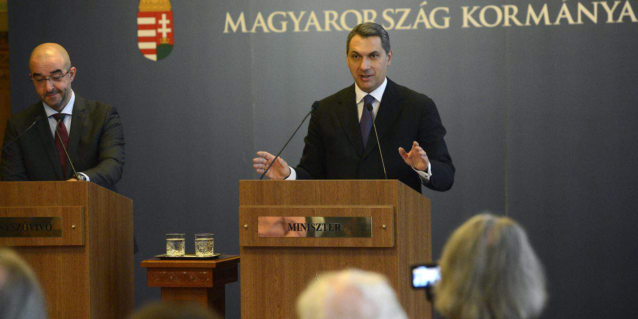Government office chief: Efforts to undermine Hungary again under way in Brussels