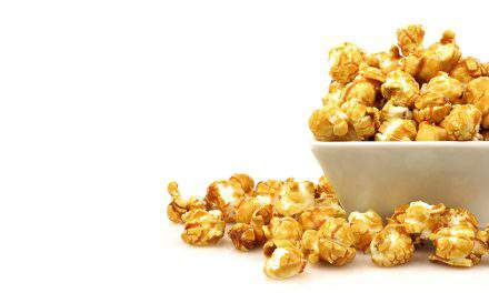 Internationally successful Hungarian snack specialty – Caramel popcorn!