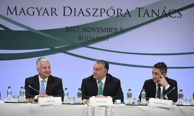 Orbán: Hungary strives to be 'good steward as motherland'