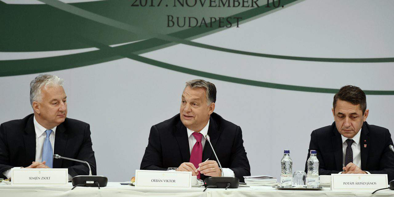 Viktor Orbán: Successful policy abroad depends on country's strength
