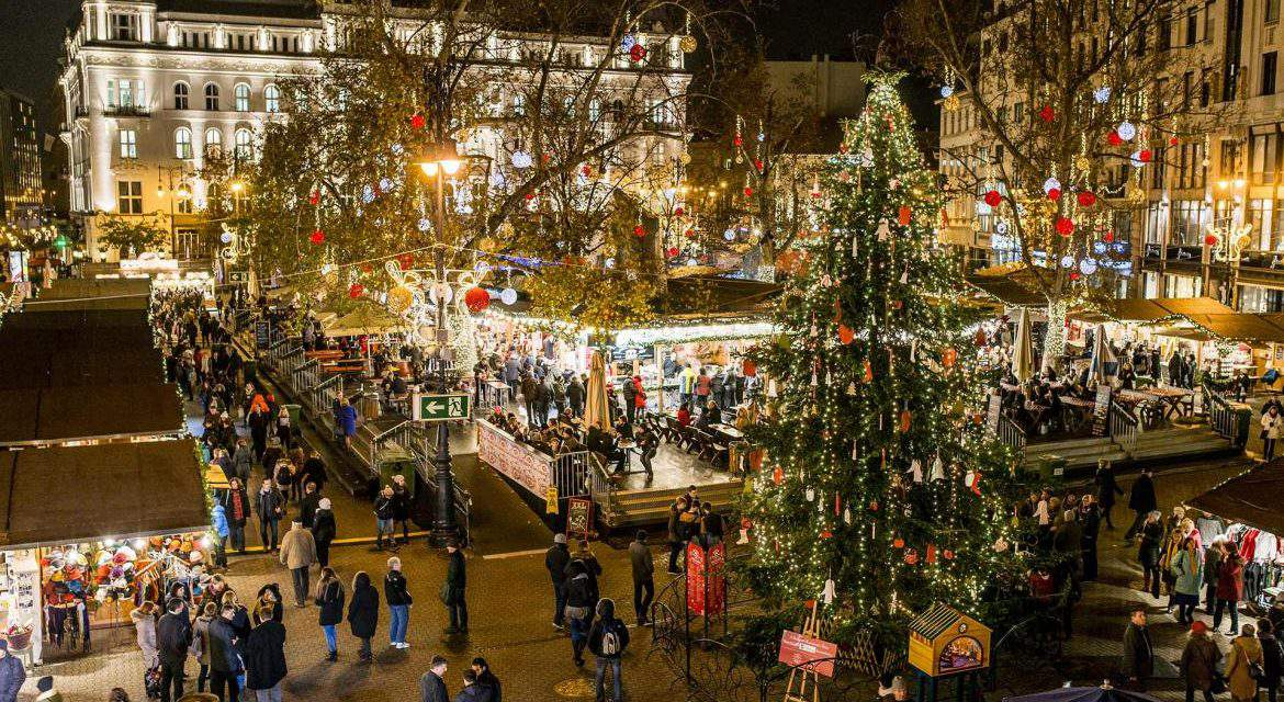 From today: One of Europe\'s most beautiful Christmas markets returns ...