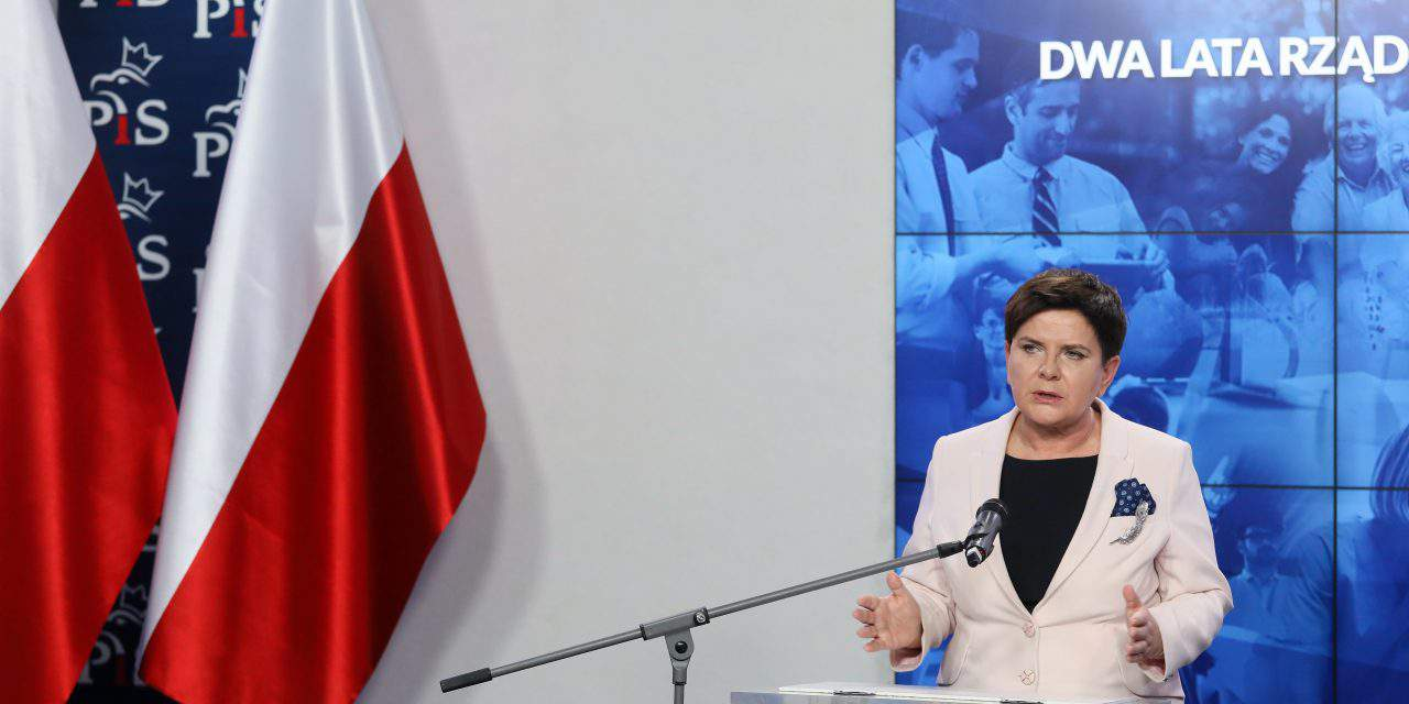 Hungary to block invocation of Article 7 against Poland