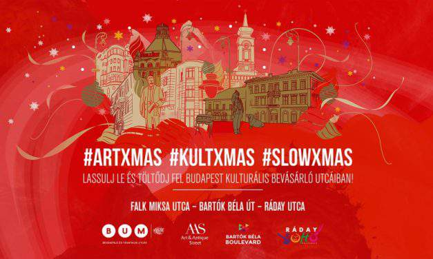 SlowXmas in Budapest – a return to the core Christmas values