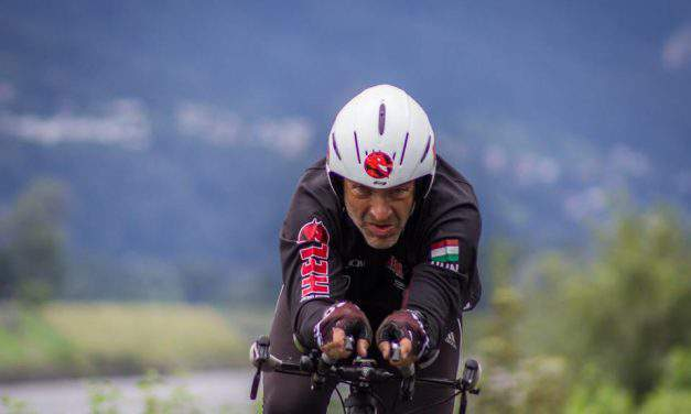 Get to know the incredible 53-year-old Hungarian Ironman