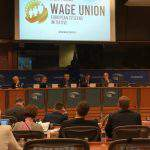 European Parliament hosts international conference on Wage Union