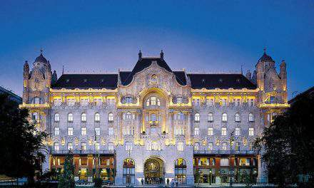 Forbes Travel Guide rates best Hungarian hotels