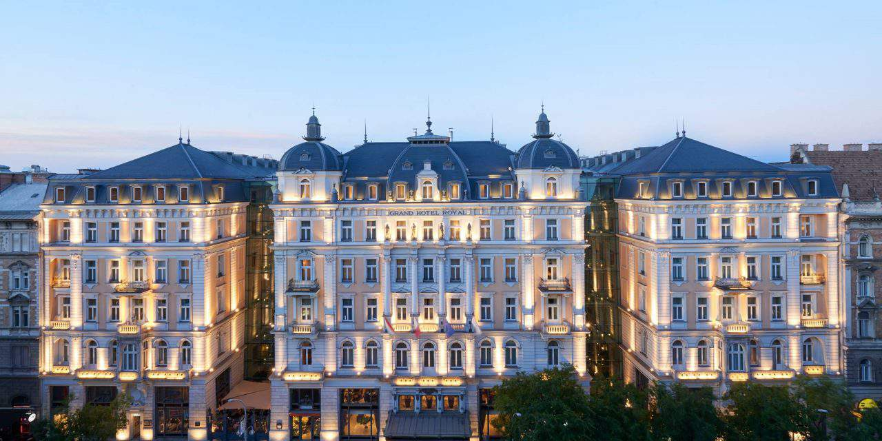 Two Hungarian hotels chosen among TOP 28 of Europe