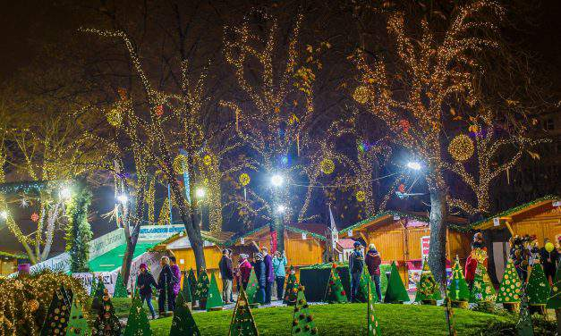 The Cosiest Little Christmas Fair in the Heart of Budapest
