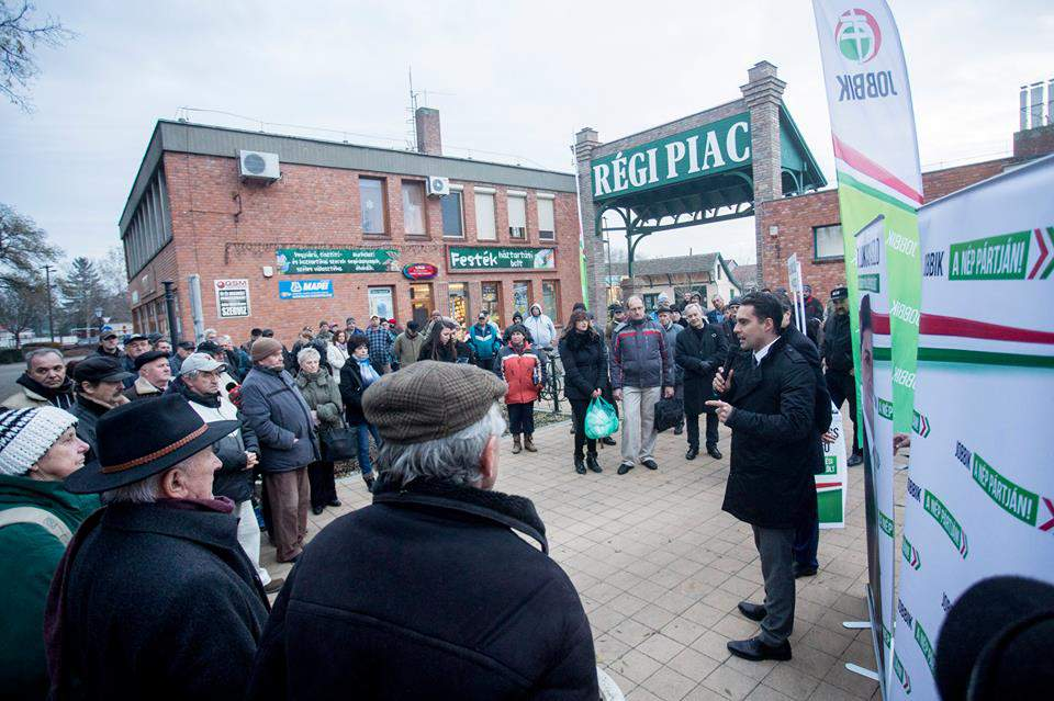 Analyst: Jobbik wants to mobilise base with appeal for donations