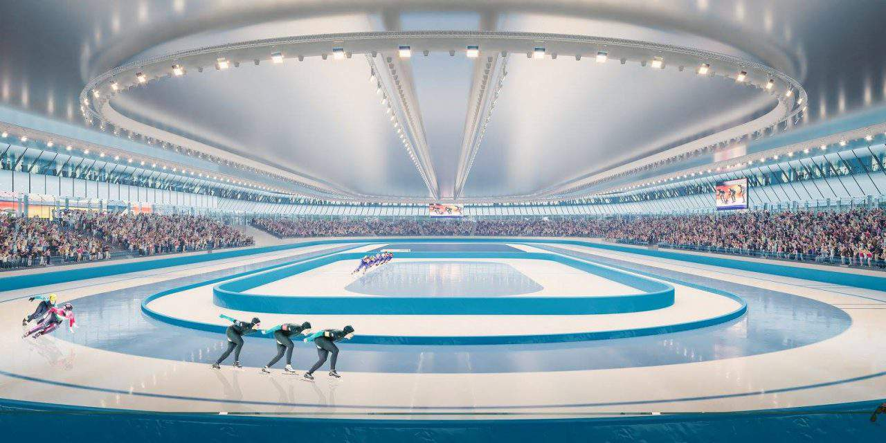 Secrets of high-speed ice: preparing the hockey arena for competition