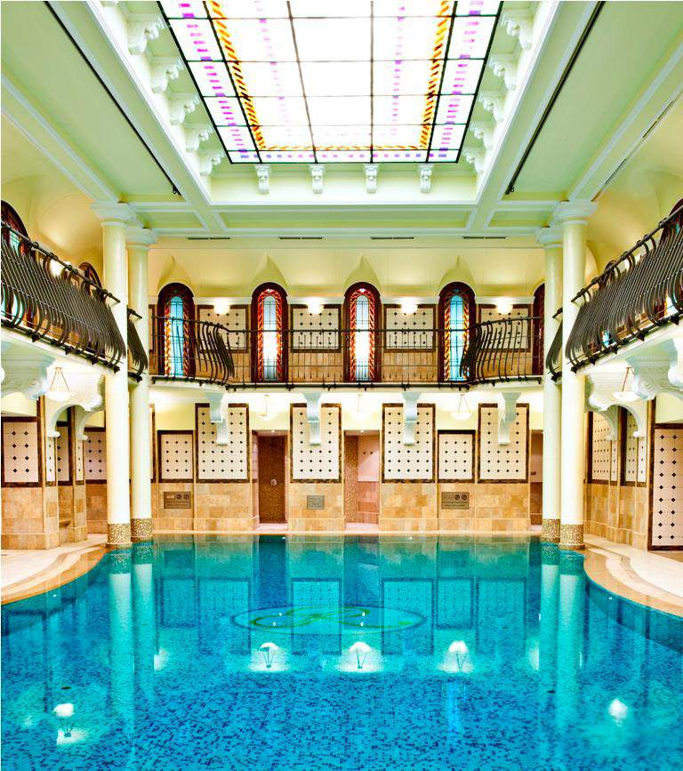 corinthia bath hotel