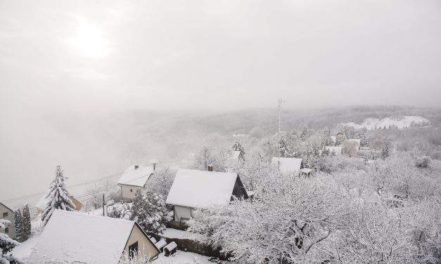 Weather forecast: it might snow on Christmas Eve in Hungary