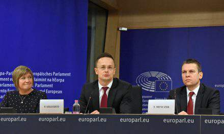 Foreign minister: Hungary's stance on immigration policy reason for LIBE hearing