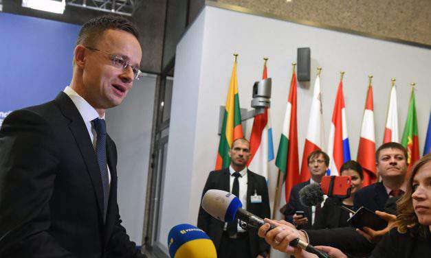 Hungarian FM: Ukraine must implement Venice Commission's recommendations on education law