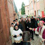 Italian church restored with help from Hungary after earthquake inaugurated