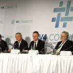 V4-plus ministerial meeting focuses on EU expansion, energy security in Budapest