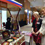 7th diplomatic fair donates proceeds to sick and unfortunate children – VIDEO