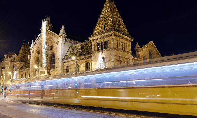 8 Reasons to visit Budapest in winter