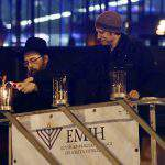 First day of Hanukkah marked in Budapest
