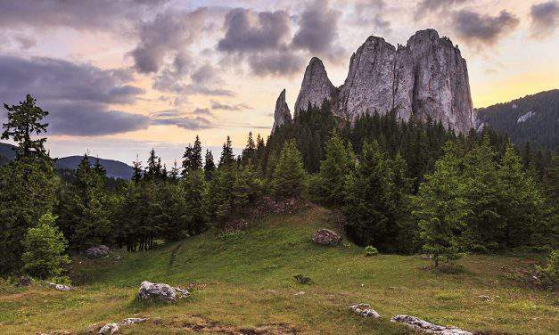 The 7+34 wonders of Transylvania