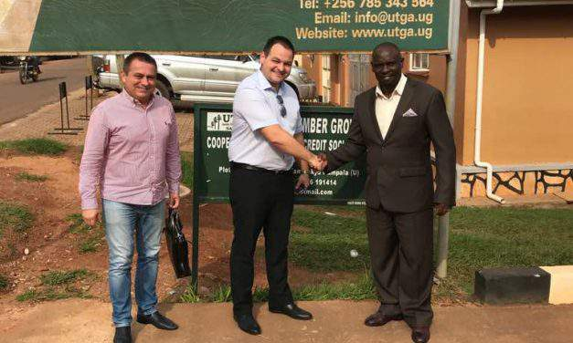 Hungarian company sees business potential in Uganda's environmental protection