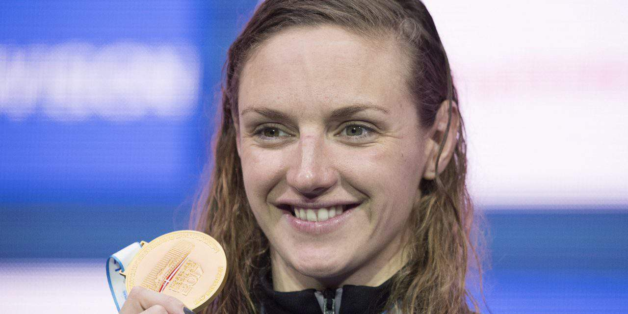 Katinka Hosszú named European sportswoman of 2017