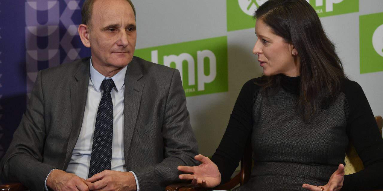 Election 2018: Oppsition parties LMP, Új Kezdet present joint election programme