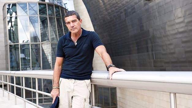 Antonio Banderas enchanted by Budapest