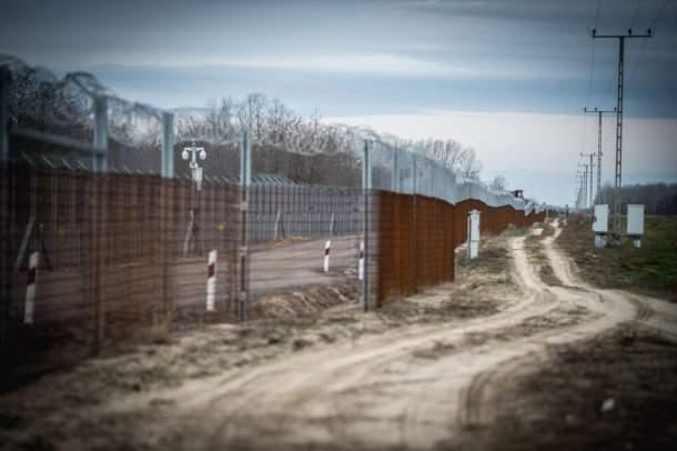 border Hungary