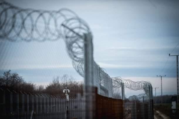 border fence hungary