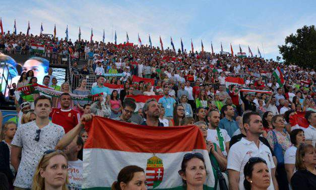 The most memorable Hungarian sports achievements in 2017