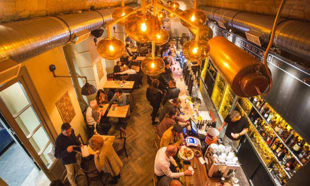 Here is the list of the must-visit restaurants in Budapest during the winter