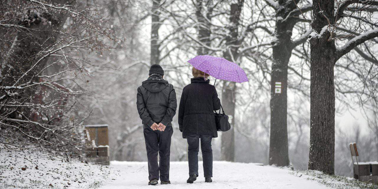 Weather forecast: Chilly weekend comes with snow and rain
