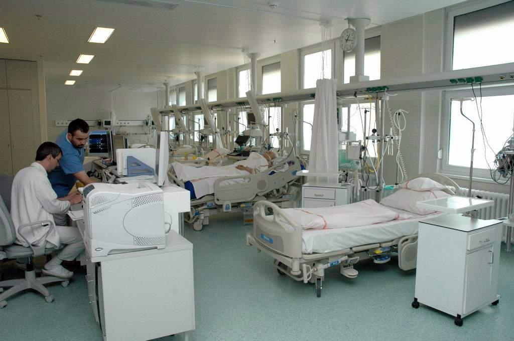 honvéd kórház