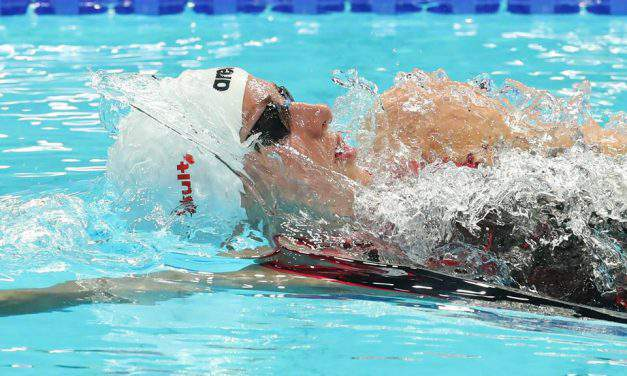 Three-time Olympic champion swimmer Katinka Hosszú, coach Shane Tusup to part