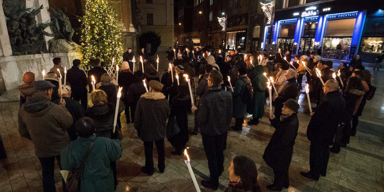 Persecuted Christians commemorated in Budapest
