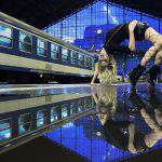 Urban Ballerina: Hungarian dancer on breath-taking photos