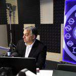 Orbán: 'Soros network' has 'signed up' for Hungary election campaign