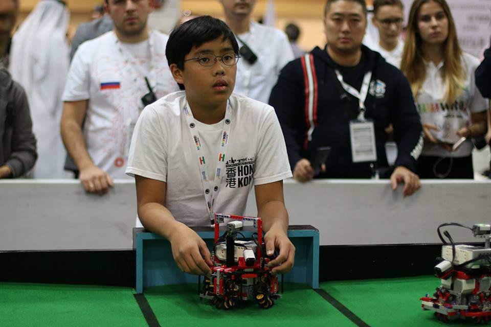 World Robot Olympiad