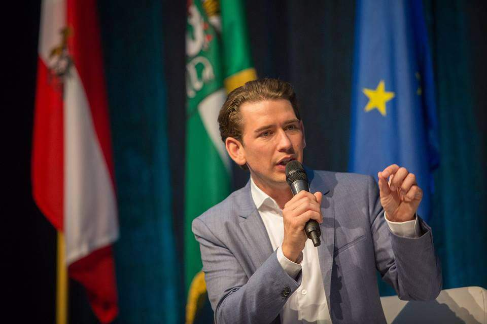 Will the new Austrian government not confront Hungary over migration?