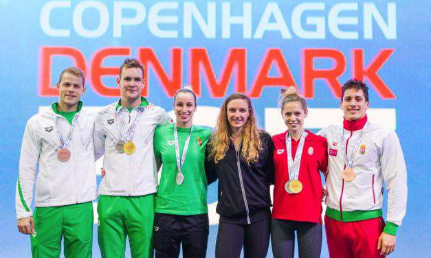 Team Hungary triumphed at the European Short Course Swimming Championships